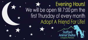 open late hours evening hours banner