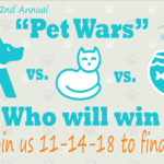 "2nd Annual Katabatic Brewing ""Pet Wars"" Fundraiser for Stafford Animal Shelter!"