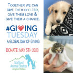 #GivingTuesdayNow-May 5th 2020