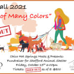 """""""Coat of Many Colors"""" Fur Ball 2021 - SOLD OUT"""